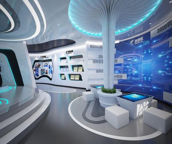 企业智慧展厅