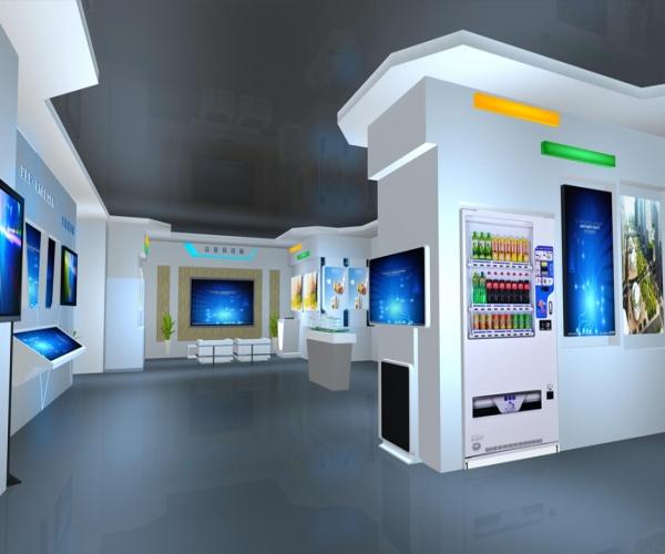 消费金融展厅
